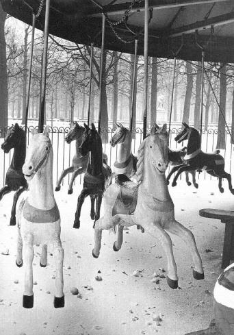 Φωτογραφία του Izis, Παρίσι 1950