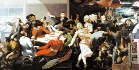 """Βέρνερ Τύμπκε, """"Εργατική τάξη και ιντελιγκέντσια"""", 1972-1973"""