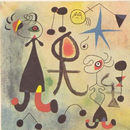 Χουάν Μιρό, Η ελπίδα, 1946.