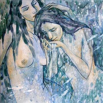 Γιούρι Κάκισεφ, «Δίψα», 1998