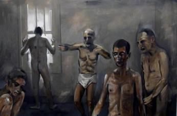 Κυριάκος Κατζουράκης, «Φυλακή 1», 2010.