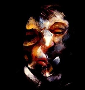 """Φράνσις Μπέικον, """"Αυτοπροσωπογραφία"""", 1972"""