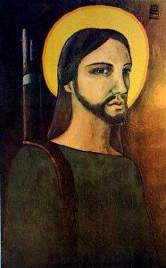 Alfredo Rostgaard, « Ο Χριστός αντάρτης», 1969