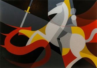 Szilard L. Marossy, «Άγιος Γεώργιος»