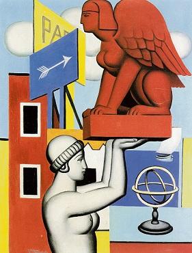 Ζαν Μέτσινγκερ, «Η Σφίγγα», 1920