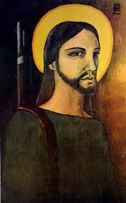 Alfredo Rostgaard, «Ο Χριστός αντάρτης», 1969.