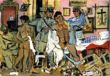 Έργο του Γιάννη Τσαρούχη, 1944