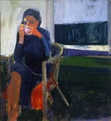 "Richard Diebenkorn, ""Kαφές"" , 1959"