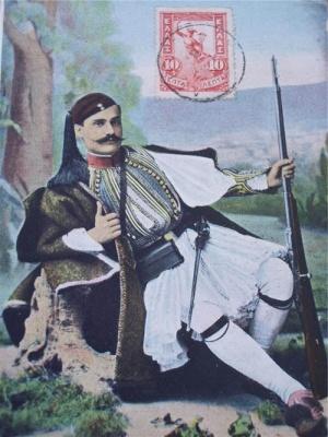 Καρτ ποστάλ, 1908