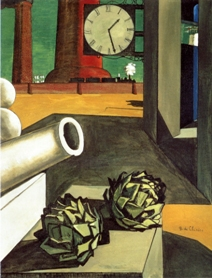 Τζόρτζιο ντε Κίρικο, «Η κατάκτηση του φιλοσόφου», 1914