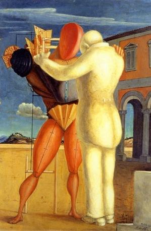 Τζιόρτζιο Ντε Κίρικο, «Ο άσωτος υιός», 1922