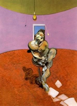 Έργο του Φράνσις Μπέικον, 1966