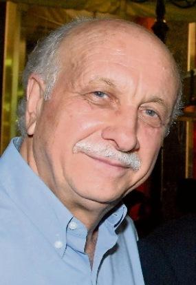 Γιάννης Μπανιάς. Φωτογραφία της Ελένης Γρηγοριάδου