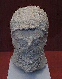 Άγαλμα από τον ναό του Απόλλωνα στο Ιδάλιο, 520 π.Χ.