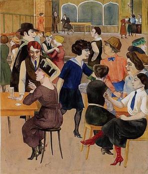 Έργο του Ρούντολφ Σλίχτερ, 1923