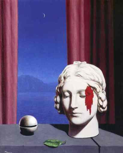 """Ρενέ Μαγκρίτ, """"Μνήμη"""" 1948"""