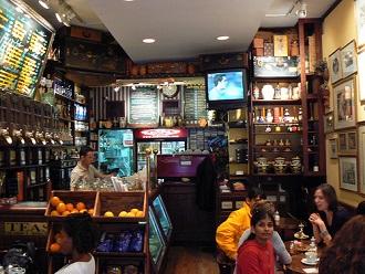 ΚΕΚΟ Café, 121 Madison Ave, Ν. Υόρκη. Φωτογραφία του Arancia Project, από το flickr