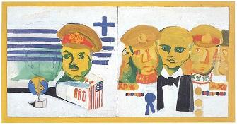 Δημοσθένης Κοκκινίδης, «Ιούνιος», 1967