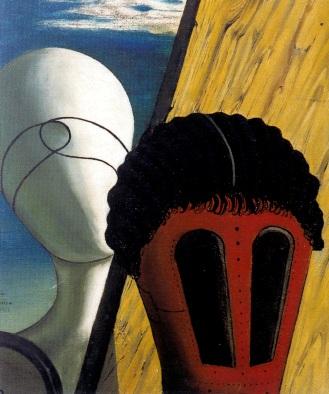 Τζιόρτζιο ντε Κίρικο, «Οι δυο αδερφές», 1915