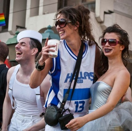 Athens Pride, 2010