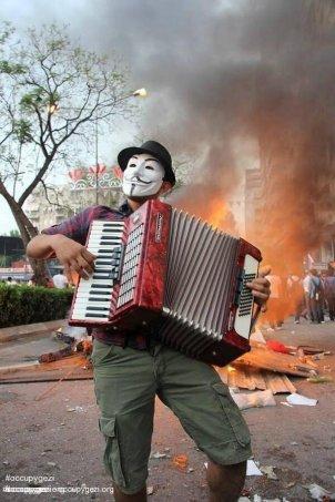 Φωτογραφία από #occupygezi