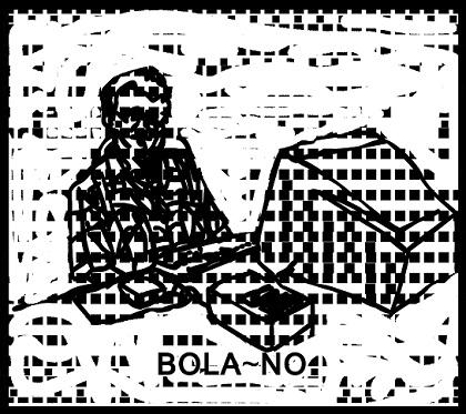 Αναστασία Δούκα, «Roberto Bolaño», 2013