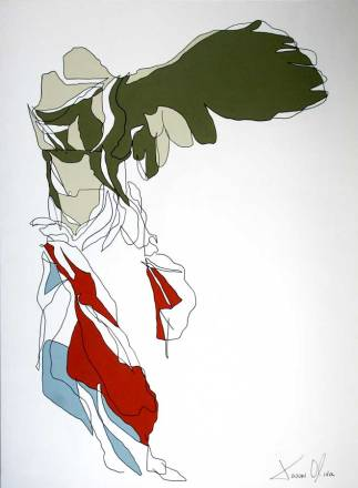 Jason Oliva, «Φτερωτή Νίκη της Σαμοθράκης», 2010
