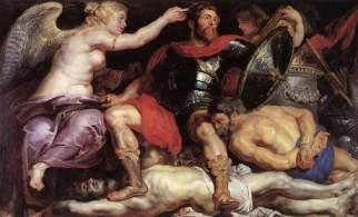 """Ρούμπενς, """"Ο θρίαμβος της Νίκης"""", 1614"""