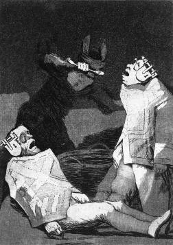 Έργο του Γκόγια, 1799