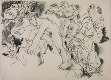 Peter de Francia, «Ο Προμηθέας κλέβει τη φωτιά», 1982