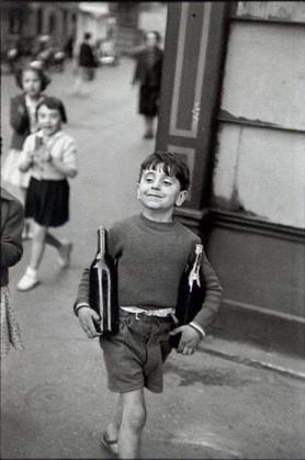 Φωτογραφία του Ανρί Καρτιέ-Μπρεσόν