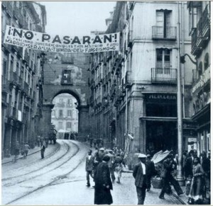 NO PASARAN! Μαδρίτη, 1936