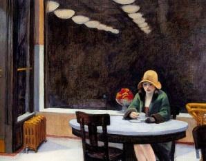 Έργο του Έντουαρντ Χόπερ, 1927