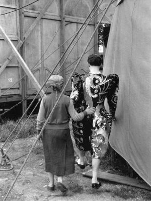 Aνρί Καρτιέ-Μπρεσό, «Cirque Fanni», 1953