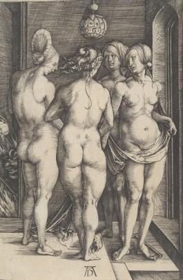 Άλμπρεχτ Ντύρερ, «Τέσσερις μάγισσες» 1497