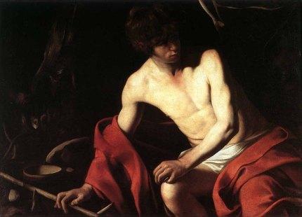 Έργο του Καραβάτζιο, 1608