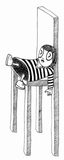 Σχέδια της Μπίνι Άνταμτσακ, από το βιβλίο «Κομμουνισμός. Μια μικρή ιστορία για το πώς επιτέλους θα αλλάξουν όλα».