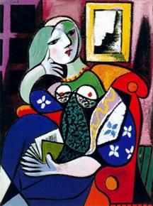 Πάμπλο Πικάσο, «Γυναίκα που διαβάζει», 1932