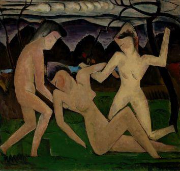 Έργο του Μαν Ρέι, 1914