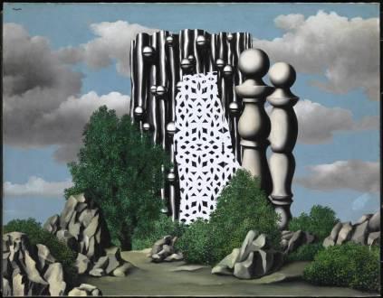 """Ρενέ Μαγκρίτ, """"Ο ευαγγελισμός"""", 1930"""