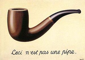 """Ρενέ Μαγκρίτ, """"Αυτό δεν είναι μια πίπα"""""""