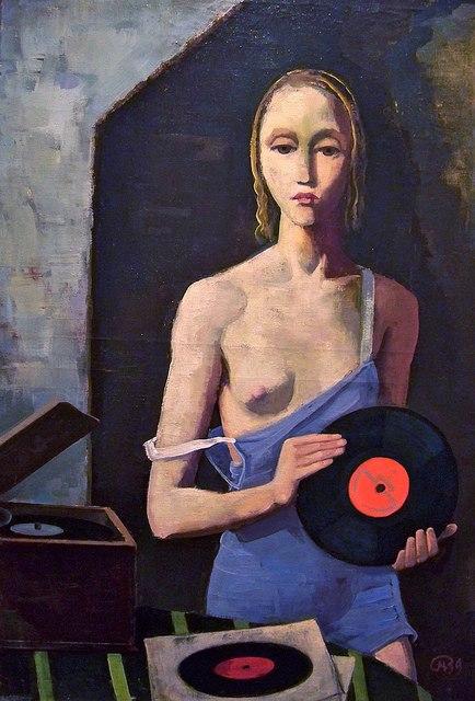 Έργο του Καρλ Χόφερ, 1939