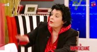 "H Λιάνα Κανέλλη στην εκπομπή ""Καρντάσιανς"""