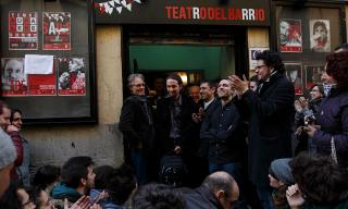 Συγκέντρωση του Podemos, Μαδρίτη 2014