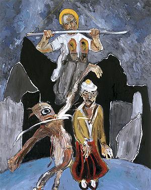 Έργο του Michael Hafftka, 1998