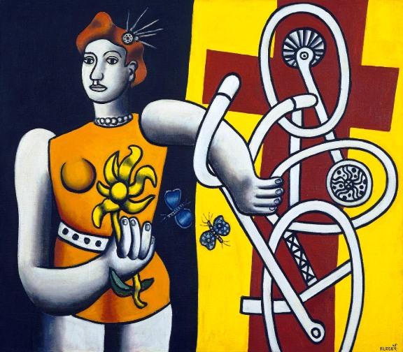 """Φερνάν Λεζέ, """"Ο μεγάλος Ιούνιος"""", 1945"""