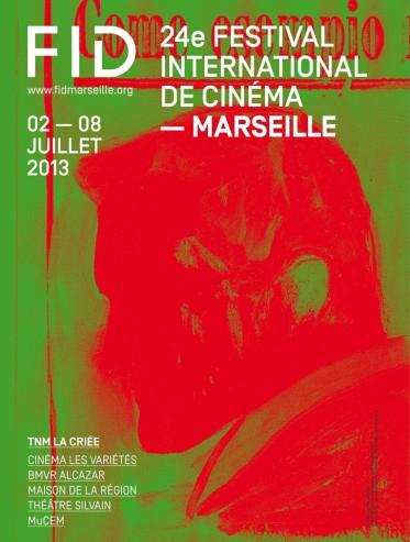 Η  αφίσα του  περσινού FID Marseille