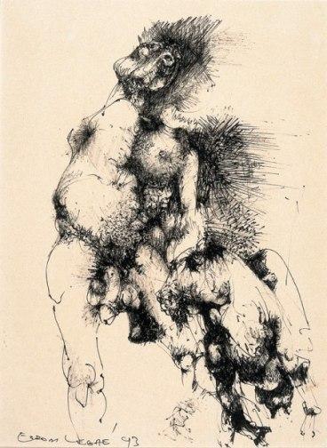 Έργο του Ezrom Legae, 1993