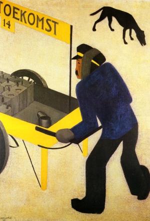 Γιόχαν Βαν Χελ, «Μέλλον 14», 1928