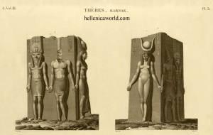 Γκραβούρα από την «Περιγραφή της Αιγύπτου», 1802-1829